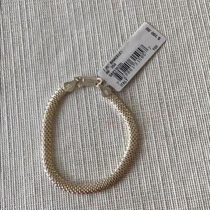 Beautiful Giani Bernini sterling silver bracelet